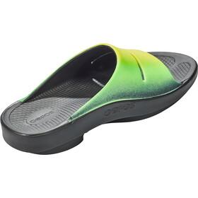 OOFOS Ooaah Sport Slides fuzion